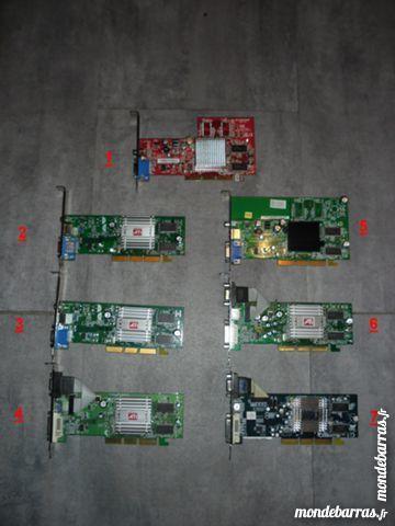 Carte graphique ATI Radeon 128Mo AGP 8 Lyon 9 (69)