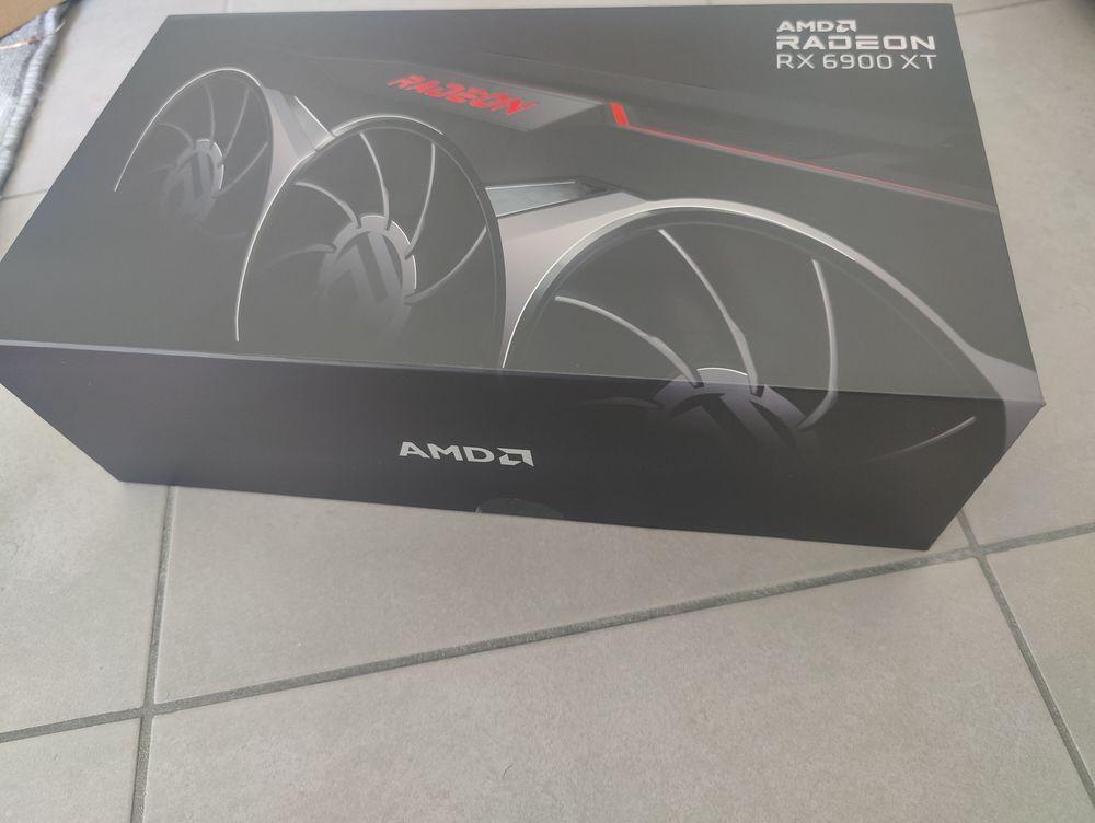 Carte graphique AMD Radeon RX 6900 XT? (neuve) 1400 Chambéry (73)