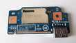 Carte USB - lecteur SD 448.08E04.0011 pour HP 17-Y024NF