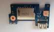 HP 17-BY Carte USB+Lecteur carte DAUGHTER BOARD 6050A2979801 Matériel informatique