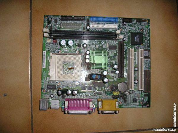 Carte mère MS 6511 Socket 462 Matériel informatique