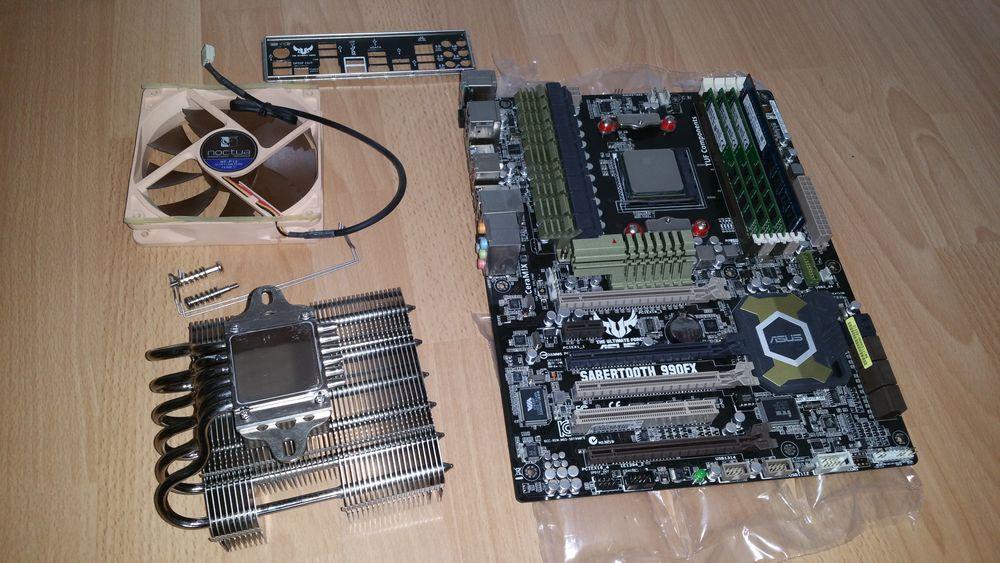 Carte mère + processeur + 16 gb de ram 290 Tremblay-en-France (93)