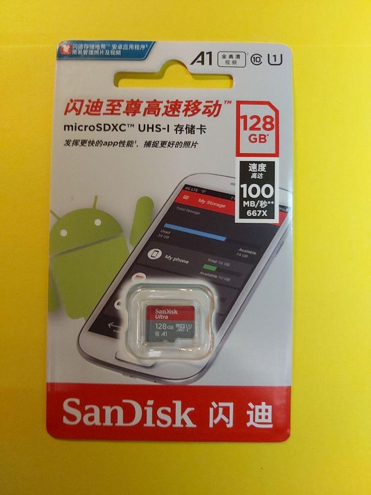 CARTE SD MICRO SD 128 GO 28 Pessac (33)