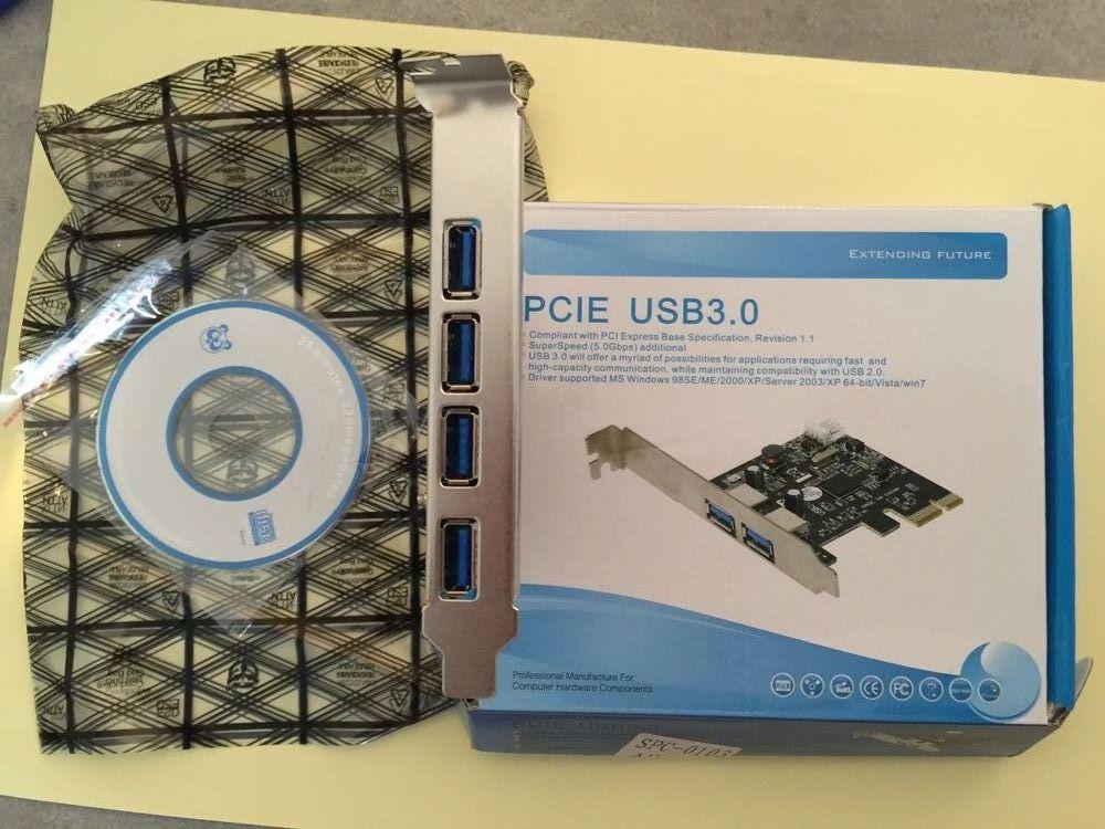 CARTE PCIE USB 3.0 15 Chemillé (49)