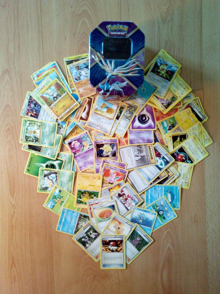 Carte Pokémon  35 Colmar (68)