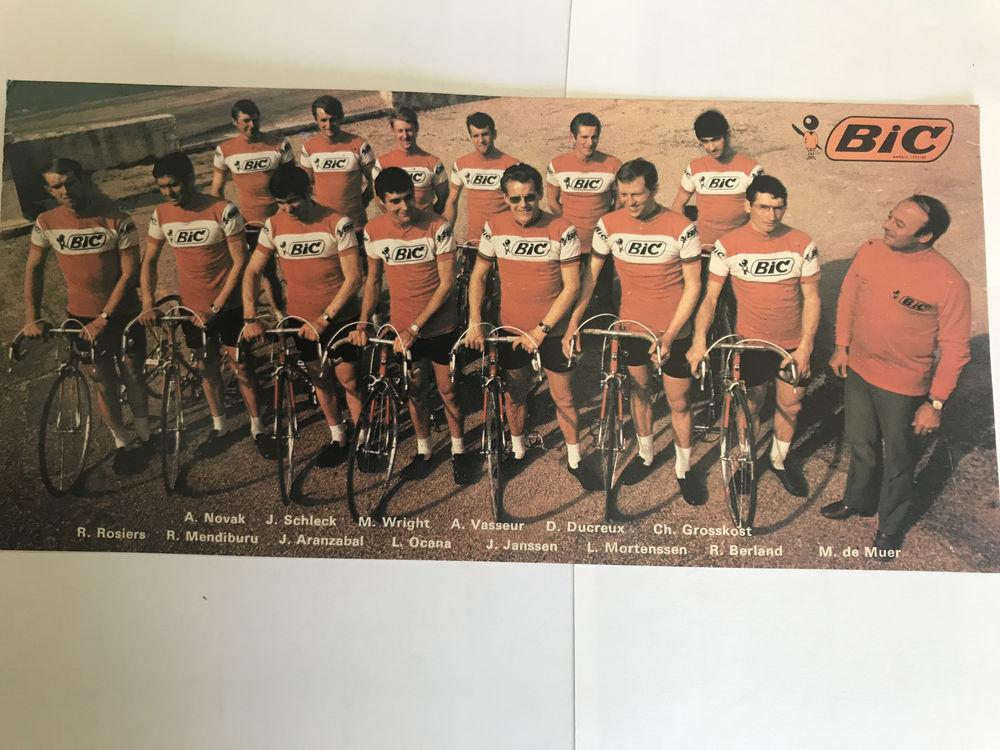 Carte postale BIC 1972 12 Meung-sur-Loire (45)