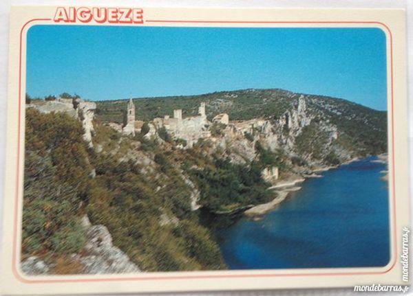 Carte postale Aigueze 1 Illkirch-Graffenstaden (67)