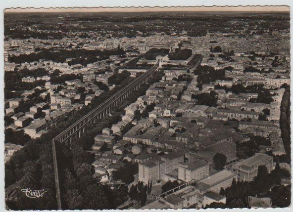 Carte Postale Ancienne Montpellier (Hérault) 2 Mèze (34)