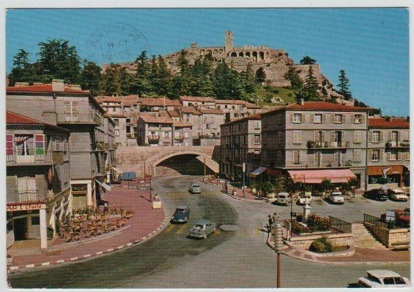 Carte Postale Ancienne Sisteron (Alpes de H. Provence) 2 Mèze (34)