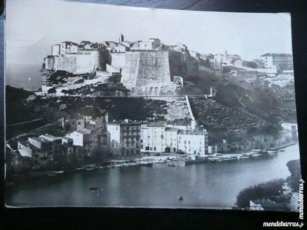 Carte postale ancienne Corse Bonifacio 1950 4 Bordeaux (33)