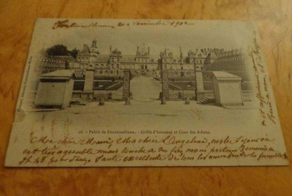 Carte postale ancienne de Paris 1 La Seyne-sur-Mer (83)
