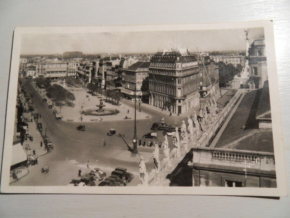 Carte Postale Ancienne Ville de Bordeaux. 4 Mèze (34)