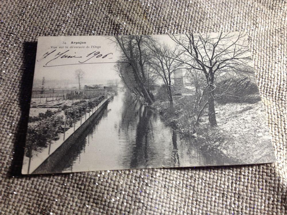 Carte Postale : C.P.A. / Arpajon. 0 Limoges (87)