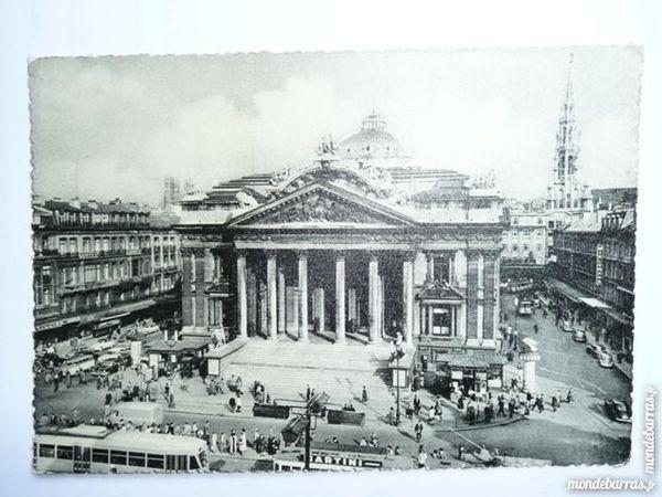 Carte postale Bruxelles La Bourse