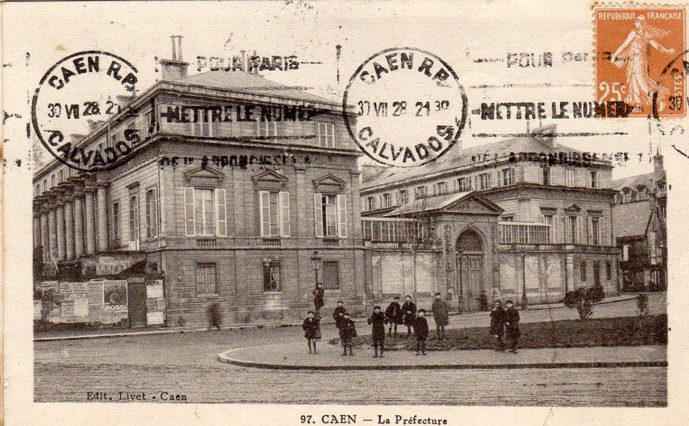 CPA - Carte postale -France - 4 Caumont (09)