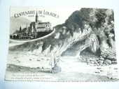 Carte postale Lourdes (Hautes-Pyrénées) 5 Bordeaux (33)