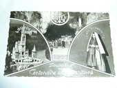 Carte postale Lourdes Centenaire des Apparitions 5 Bordeaux (33)