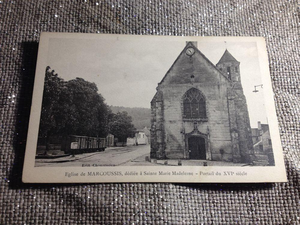 Carte Postale : C.P.A. / Marcoussis. 0 Limoges (87)
