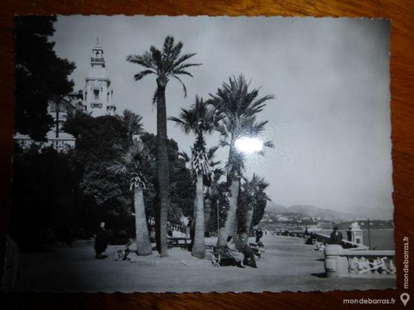 Carte postale Monaco année 30 neuve