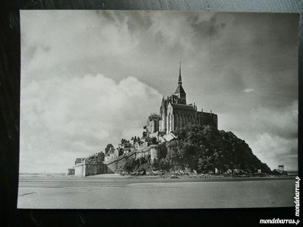 Carte postale Le Mont Saint Michel nord-est 5 Bordeaux (33)