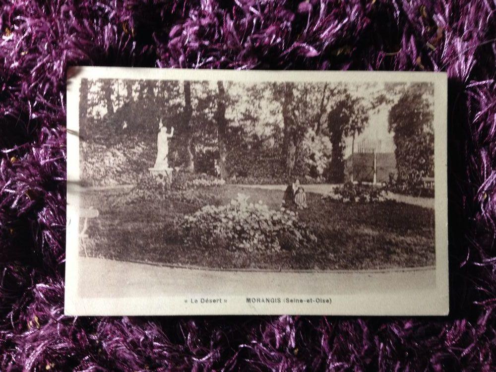 Carte Postale : C.P.A. / Morangis. 0 Limoges (87)