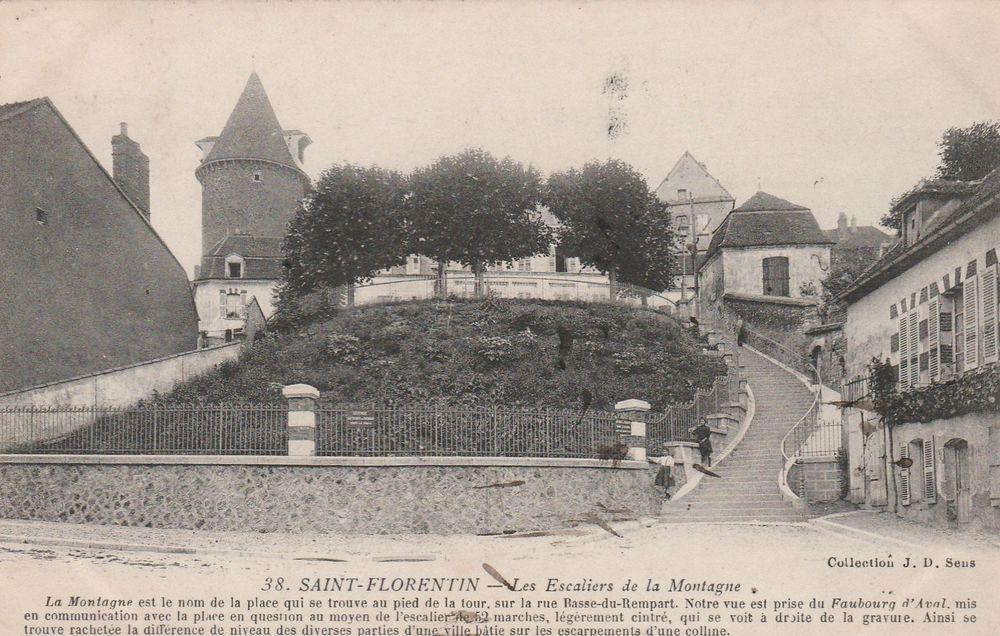 Carte postale Saint-Florentin 89 5 Serémange-Erzange (57)