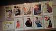 lot carte postale par Toulouse-Lautrec de fernand hazan - le