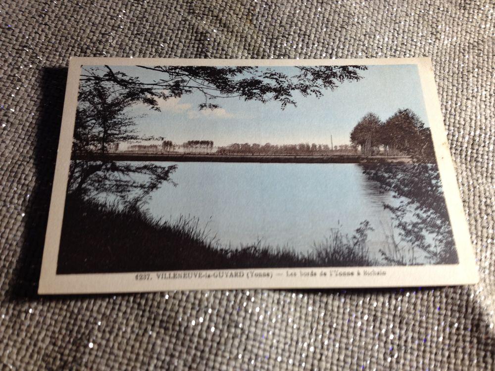 Carte Postale : C.P.A. / Villeneuve-la-Guyard. 0 Limoges (87)