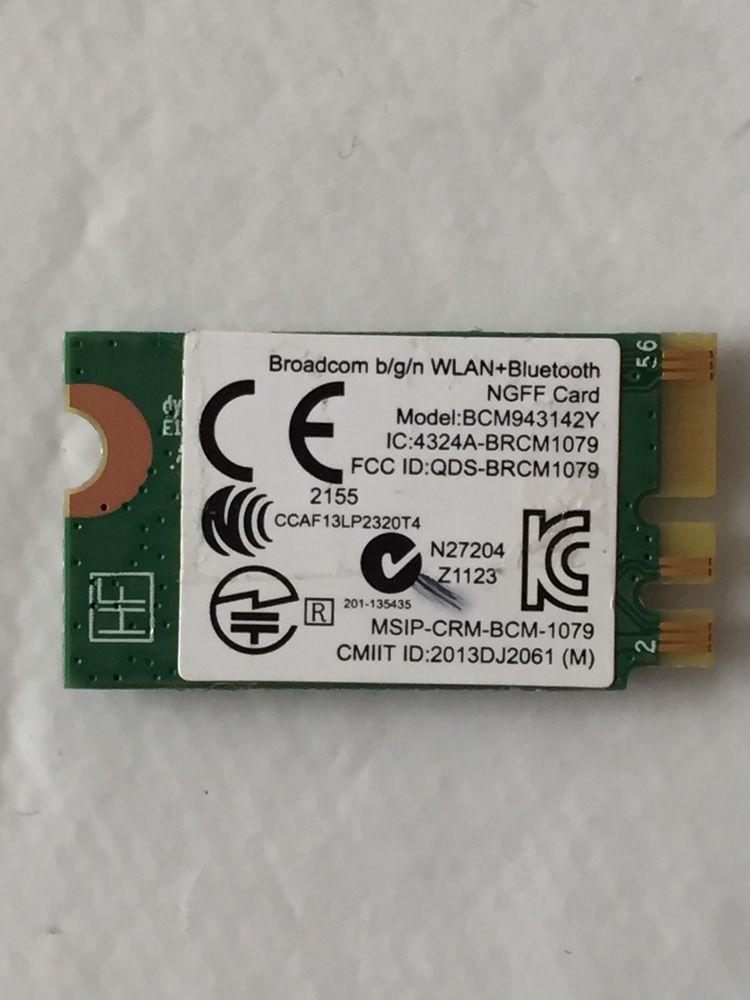 carte réseau wifi+bluetooth 2,4 Ghz Matériel informatique