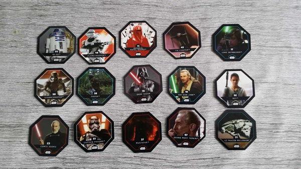 Carte Star Wars Leclerc.Carte Star Wars Leclerc