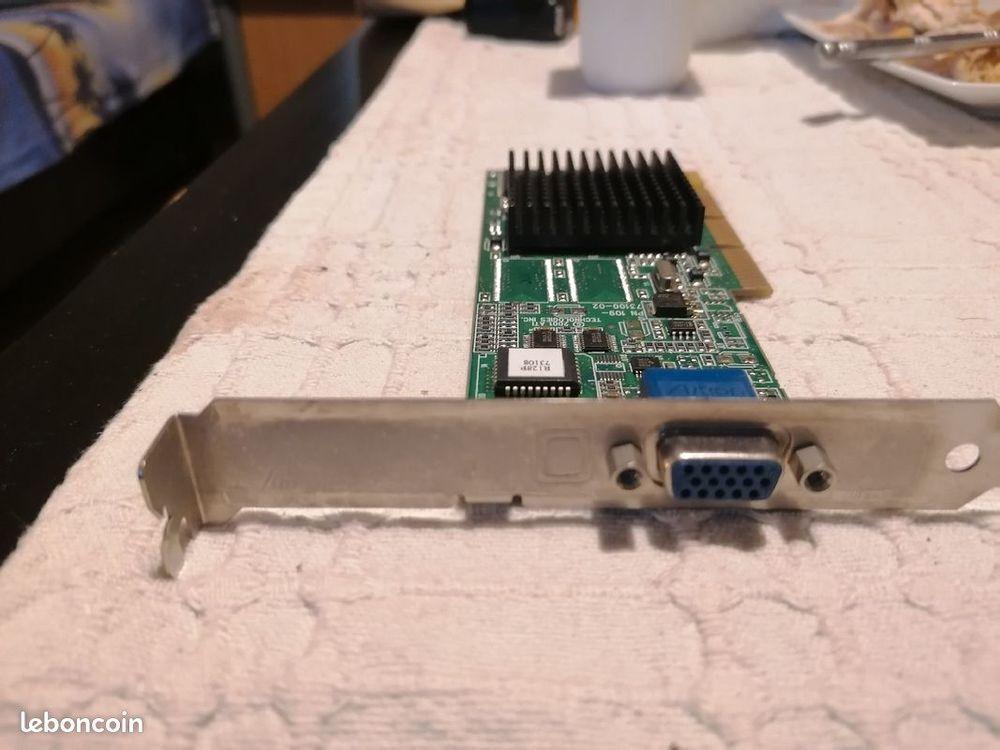 Carte ATI Technologies Inc. Rev. A01 MIC E-G012-01-3613 (B)  5 Hazebrouck (59)
