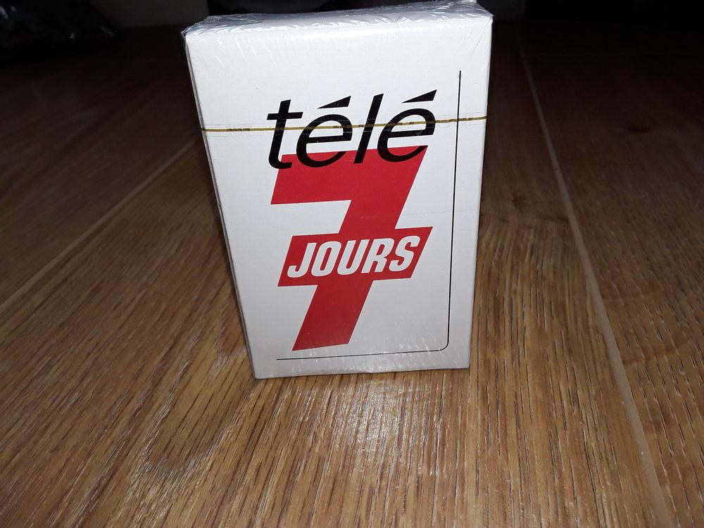 1 jeu 54 carte de télés 7 jours 5 Gometz-la-Ville (91)