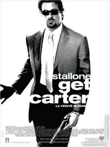 K7 Vhs: Get Carter (349) DVD et blu-ray
