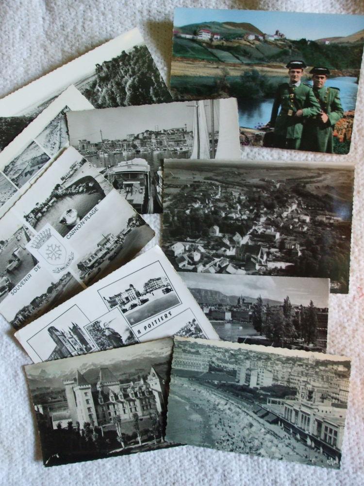 cartes anciennes et autres
