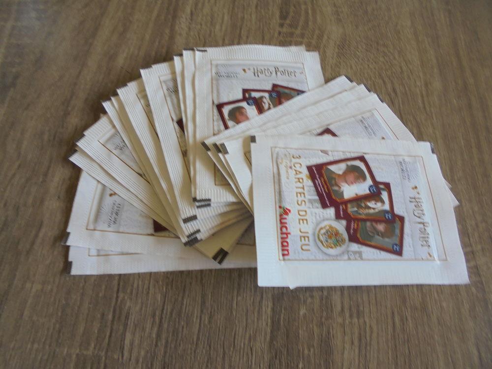 Cartes Auchan Harry Potter (76) 1 Tours (37)