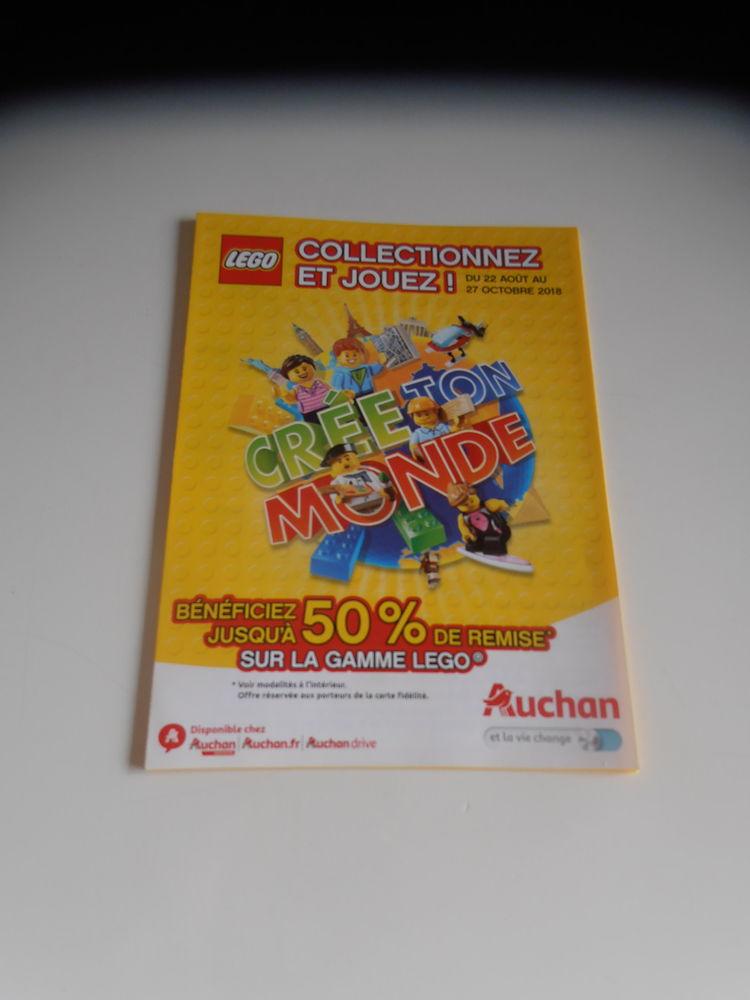 Carte Lego Auchan Livre.Cartes Auchan Lego