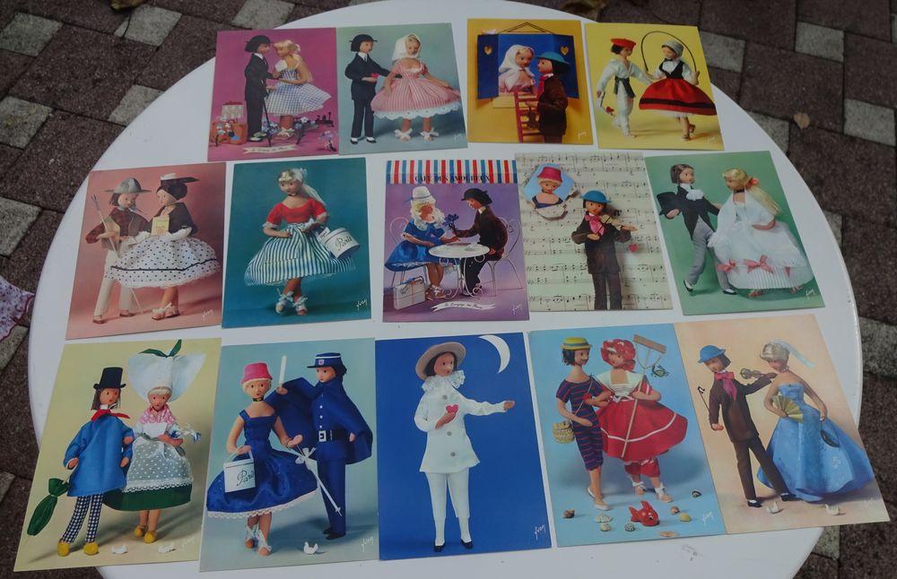 cartes collection. 10 Tigy (45)