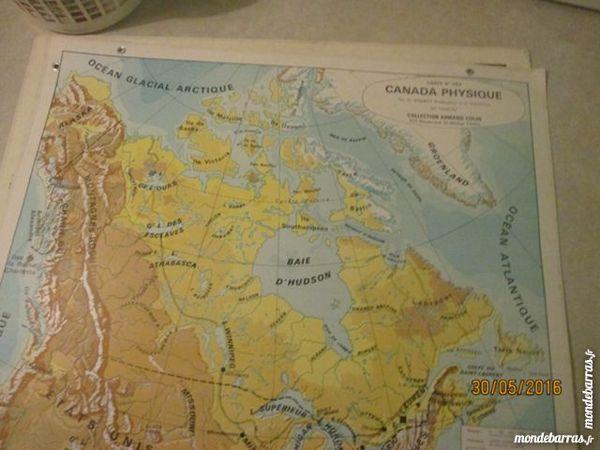 cartes de géographie 200 Le Creusot (71)
