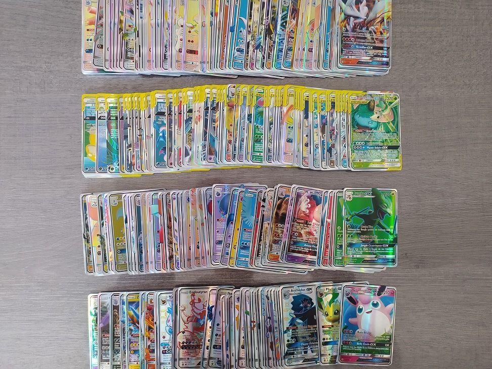 Lot de 20 cartes Pokémon GX et Escouade en Français 10 Saint-Étienne-au-Mont (62)