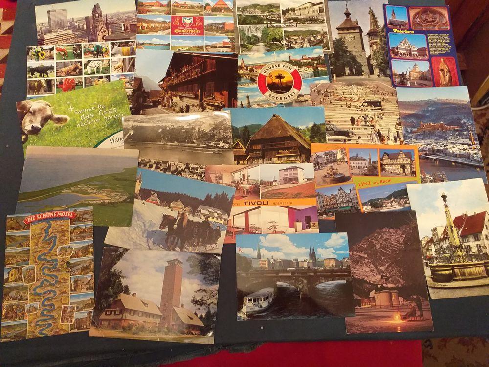 lot de 60 cartes postales de L'Allemagne en cpsm 21 Tours (37)