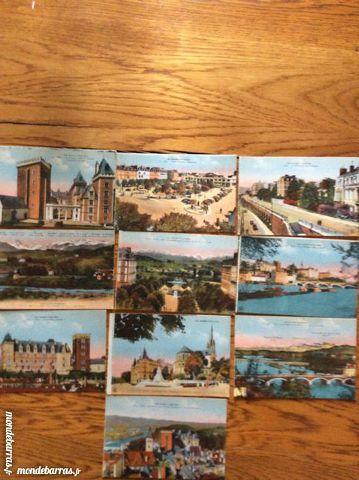 11 cartes postales anciennes de PAU (BASSES PYRENEES) 5 Tournefeuille (31)