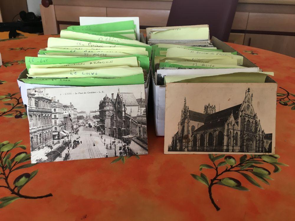 Lot de Cartes postales anciennes 0 Villeurbanne (69)