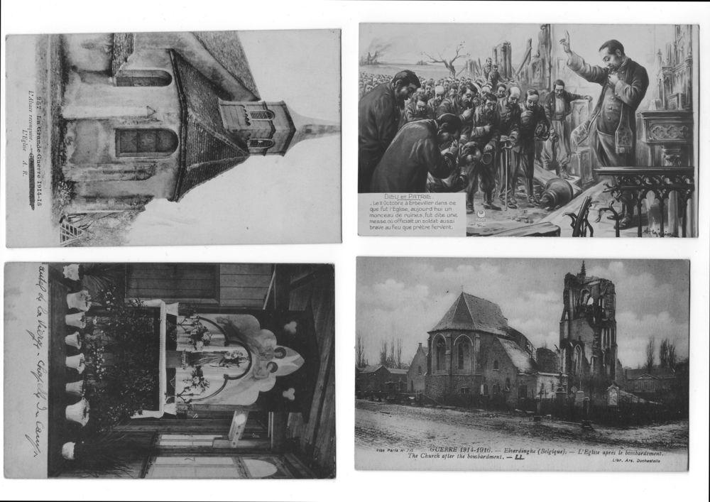 Cartes postales anciennes guerre 1914/1918 0 Saint-Etienne (42)