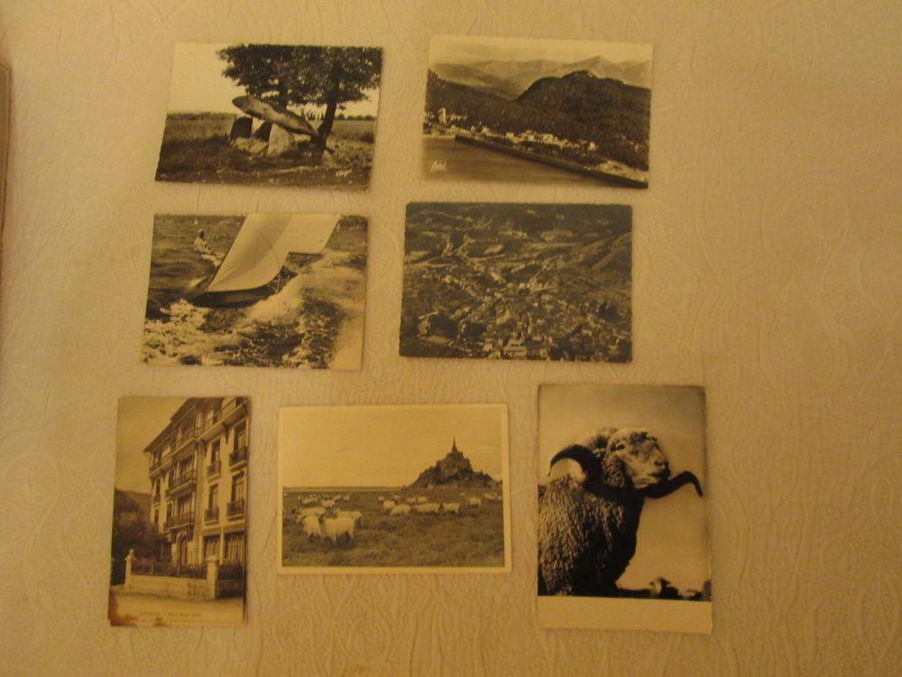 Cartes postales anciennes diverses 2 Herblay (95)