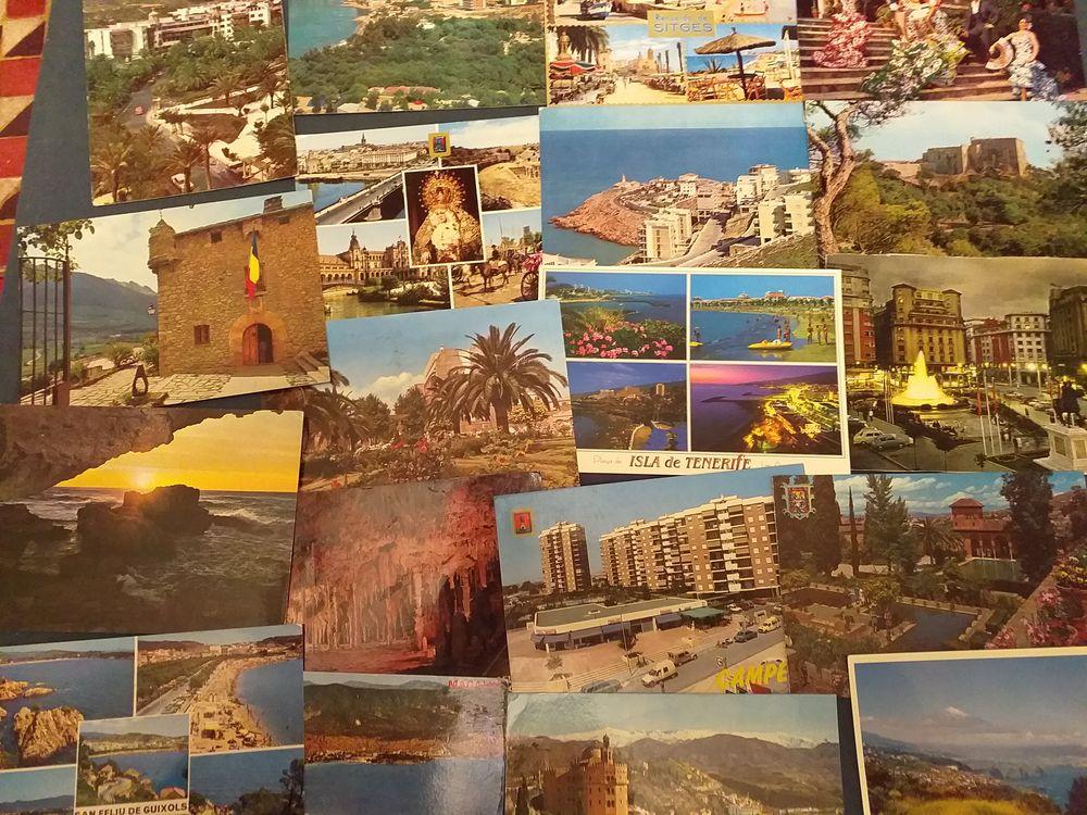 lot de 50 cartes postales cpsm de L'Espagne 16 Tours (37)