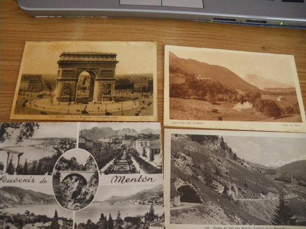 Cartes postales diverses  3 Saint-Jean-de-Maurienne (73)