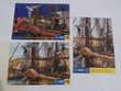 3 CARTES POSTALES  par  FRANCOIS BOURGEON  sur  BREST 2008 Brest (29)
