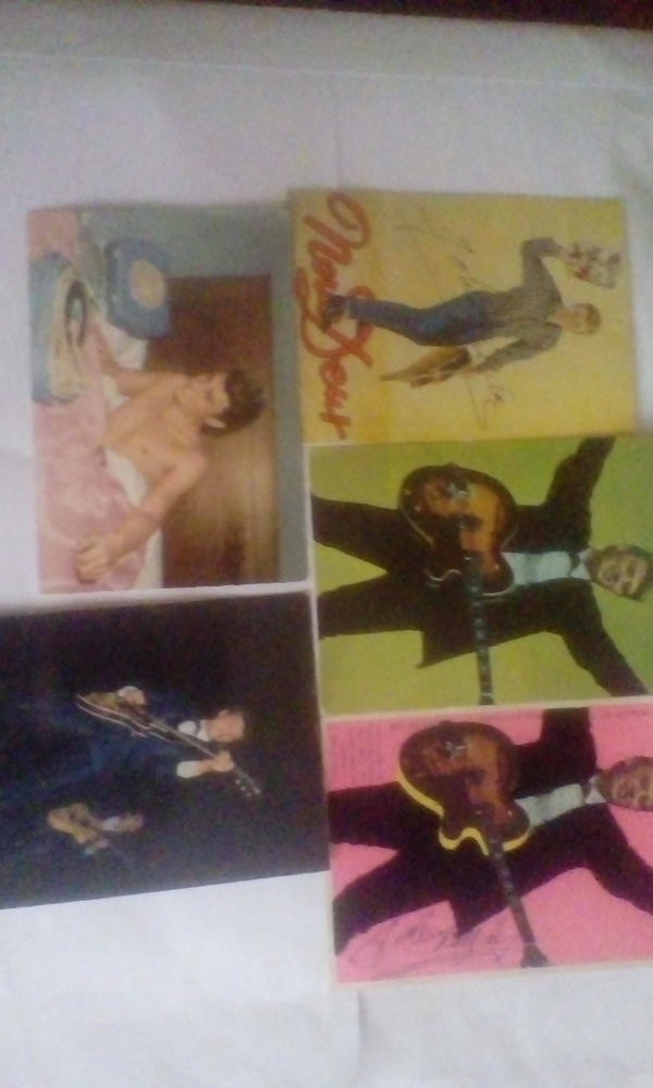 cartes postales HALLYDAY  1 Toulouse (31)