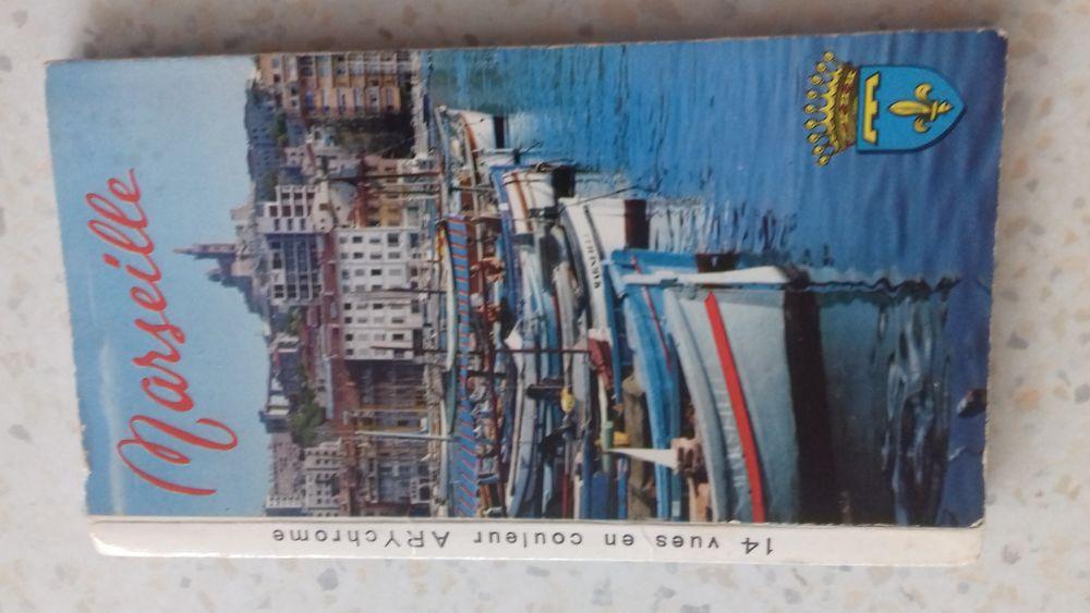 14 cartes postales de MARSEILLE des années 60 et 70
