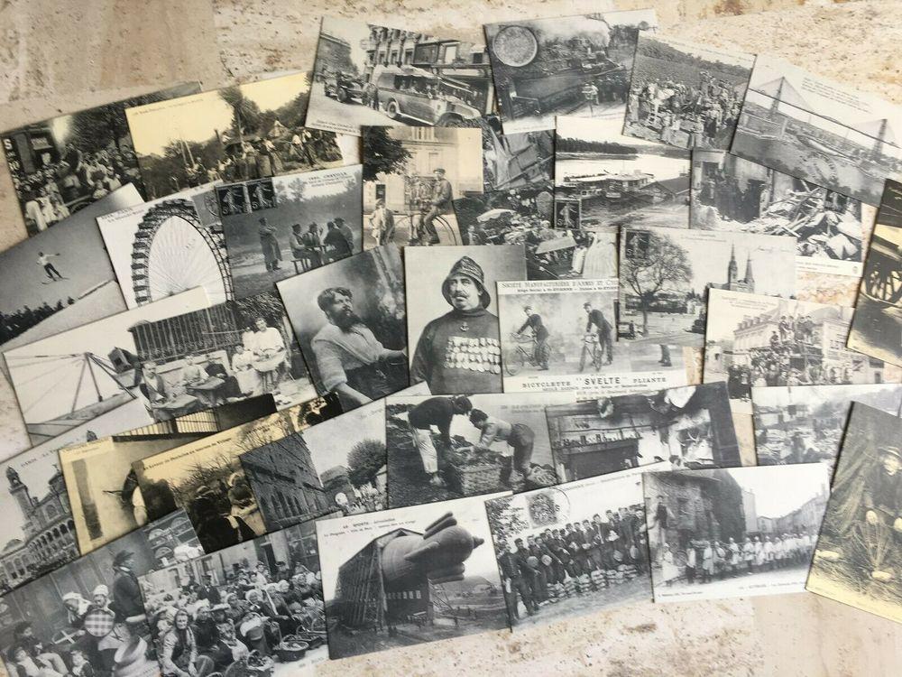 67 Cartes Postales noir et blanc - REPRODUCTIONS de CPA 10 Blaye (33)